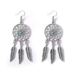 3/$20 New Vintage Style Dreamcatcher Earrings